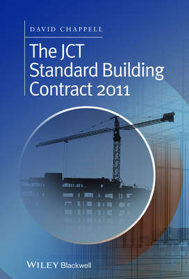 The JCT Standard Building Contract 2011 (Paperback)