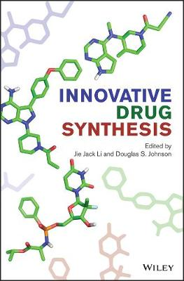 Innovative Drug Synthesis - Wiley Series on Drug Synthesis (Hardback)