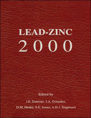 Lead-Zinc 2000 (Hardback)
