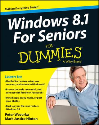 Windows 8.1 For Seniors For Dummies (Paperback)