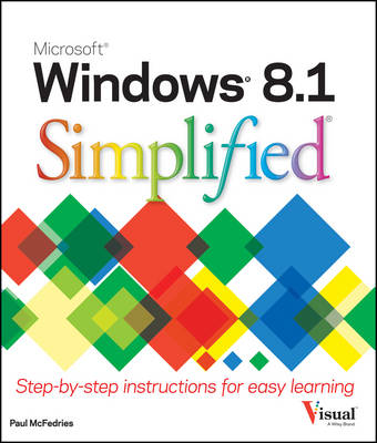 Windows 8.1 Simplified - Simplified (Paperback)
