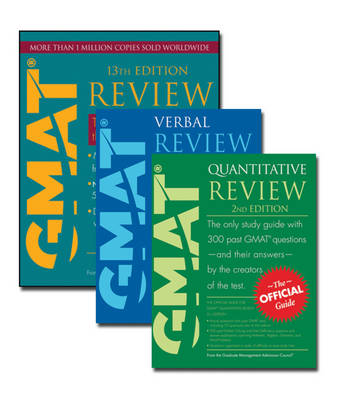 GMAT Official Guide Bundle (Paperback)