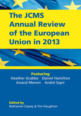 The JCMS Annual Review of the European Union in 2013 - Journal of Common Market Studies (Paperback)