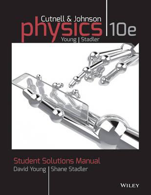 Student Solutions Manual to accompany Physics, 10e (Paperback)