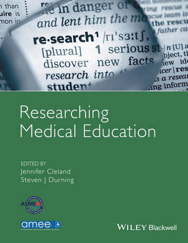 Researching Medical Education (Paperback)