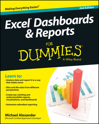 Excel Dashboards and Reports For Dummies (Paperback)