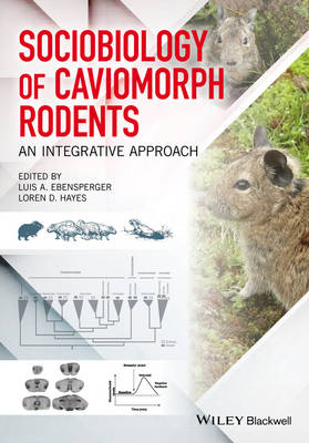 Sociobiology of Caviomorph Rodents: An Integrative Approach (Hardback)
