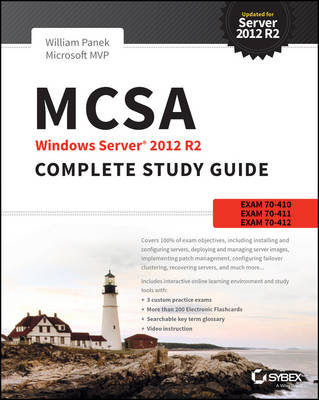 MCSA Windows Server 2012 R2 Complete Study Guide: Exams 70-410, 70-411, 70-412, and 70-417 (Paperback)