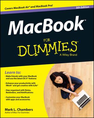MacBook For Dummies (Paperback)