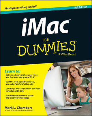 iMac For Dummies (Paperback)