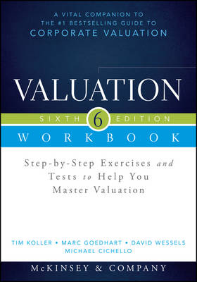 Valuation Workbook: Step-by-Step Exercises and Tests to Help You Master Valuation + WS - Wiley Finance (Paperback)
