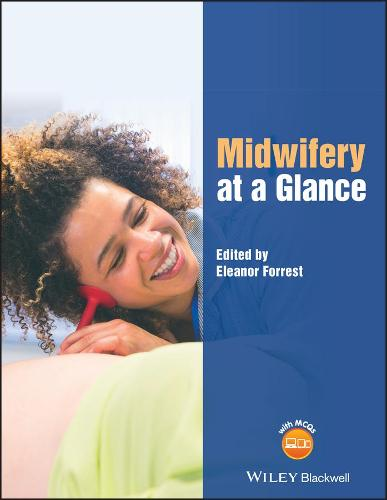 Midwifery at a Glance - At a Glance (Nursing and Healthcare) (Paperback)