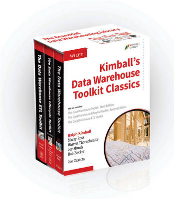 Kimball's Data Warehouse Toolkit Classics: 3 Volume Set (Paperback)