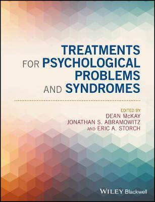 Treatments for Psychological Problems and Syndromes (Paperback)