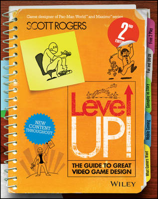Level Up! The Guide to Great Video Game Design (Paperback)