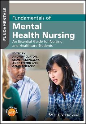 Cover Fundamentals of Mental Health Nursing: An Essential Guide for Nursing and Healthcare Students - Fundamentals