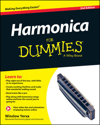 Harmonica For Dummies (Paperback)