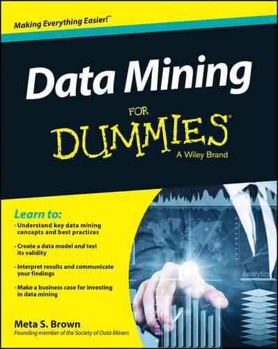 Data Mining For Dummies (Paperback)