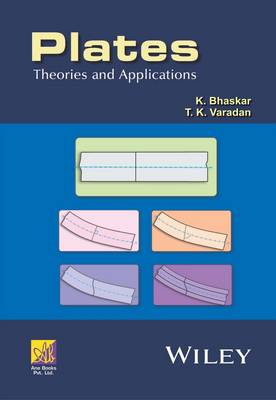 Plates: Theories and Applications - Ane/Athena Books (Hardback)