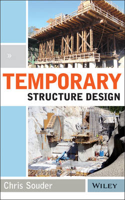 Temporary Structure Design (Hardback)