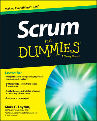 Scrum For Dummies (Paperback)