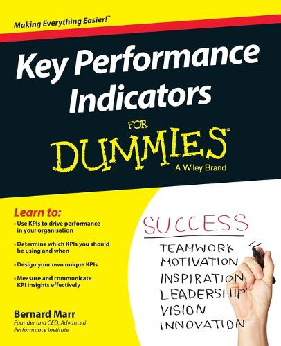 Key Performance Indicators for Dummies (Paperback)