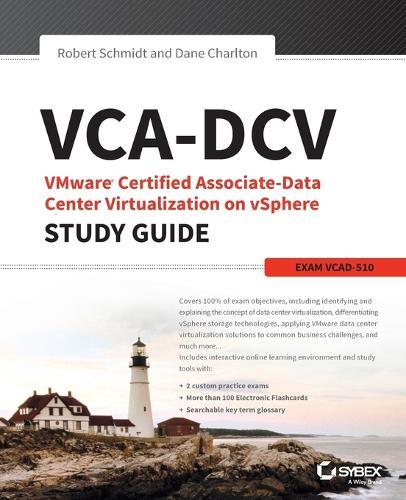 VCA-DCV VMware Certified Associate on vSphere Study Guide: VCAD-510 (Paperback)