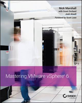 Mastering VMware vSphere 6 (Paperback)