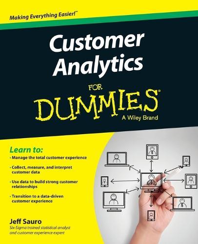 Customer Analytics For Dummies (Paperback)