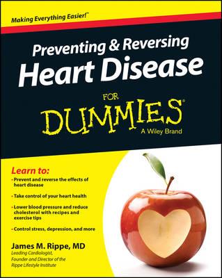 Preventing & Reversing Heart Disease for Dummies (Paperback)