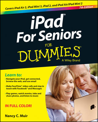 iPad for Seniors For Dummies (Paperback)