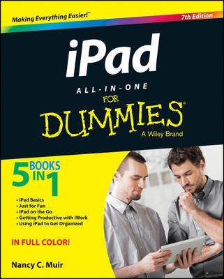 Ipad All-In-One for Dummies, 7th Edition (Paperback)