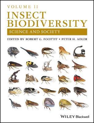Insect Biodiversity: Science and Society (Hardback)