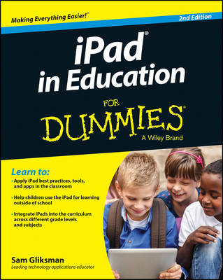 iPad in Education For Dummies (Paperback)