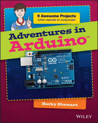 Cover Adventures in Arduino - Adventures In ...