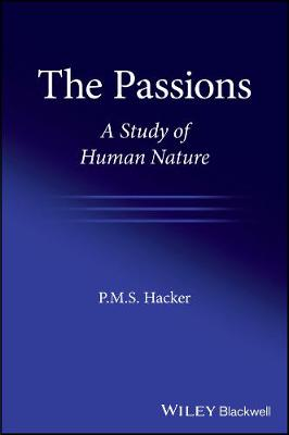 The Passions: A Study of Human Nature (Hardback)