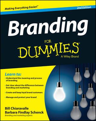 Branding For Dummies (Paperback)