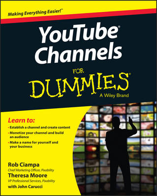 Cover YouTube Channels For Dummies