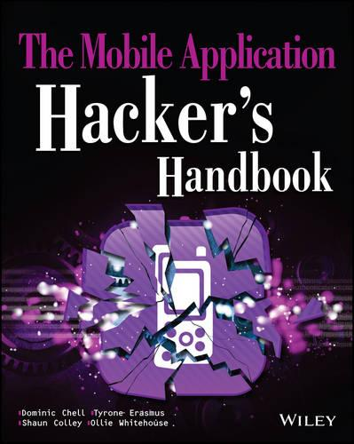 Cover The Mobile Application Hacker's Handbook