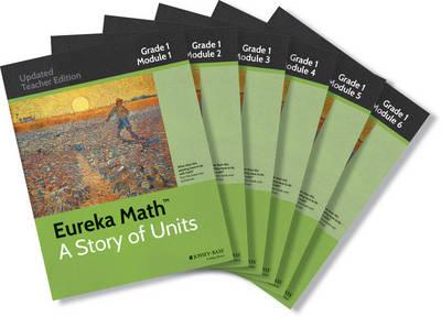 Eureka Math Set: Grade 1 - Eureka Math (Paperback)