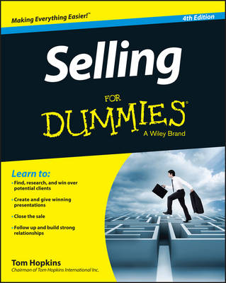 Cover Selling For Dummies