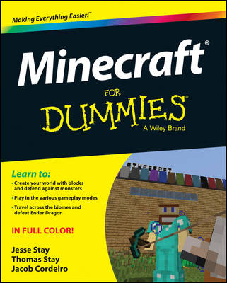 Minecraft For Dummies (Paperback)