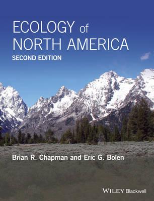 Ecology of North America (Hardback)
