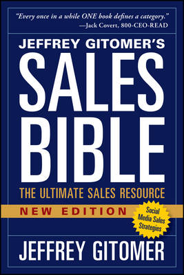The Sales Bible, New Edition: The Ultimate Sales Resource (Paperback)