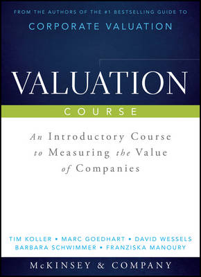 Valuation Course: An Introductory Course to Measuring the Value of Companies - Wiley Finance (Paperback)