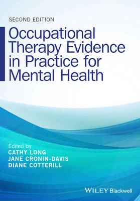 Occupational Therapy Evidence in Practice for Mental Health (Paperback)