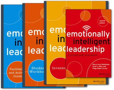 Emotionally Intelligent Leadership for Students: Deluxe Facilitator Set (Paperback)