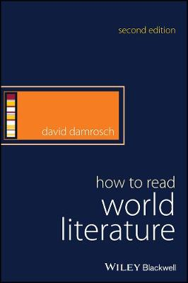 How to Read World Literature - How to Study Literature (Paperback)