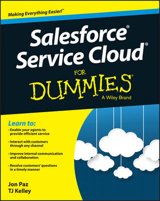 Salesforce Service Cloud For Dummies (Paperback)