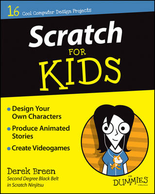 Scratch for Kids For Dummies - For Kids For Dummies (Paperback)